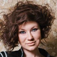 Alina Kasareva — harp / gusli шоу-оркестра «Русский стиль»