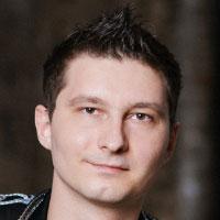 Kostya Maryinskiy — accordion шоу-оркестра «Русский стиль»
