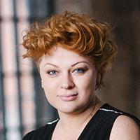 Анна Меркан — продюсер шоу-оркестра «Русский стиль»