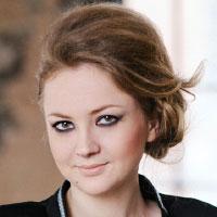 Диана Кривенко — флейта (флейта Пикколо) шоу-оркестра «Русский стиль»