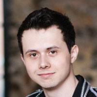 Рома Сычев — балалайка прима шоу-оркестра «Русский стиль»